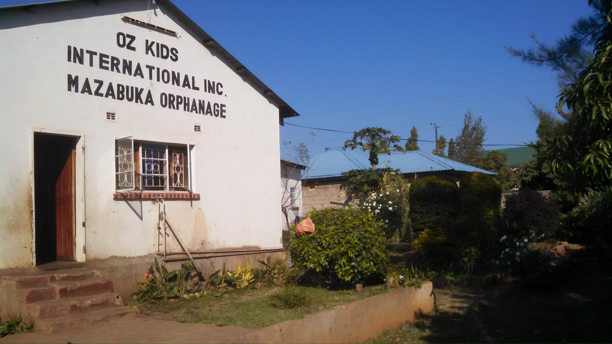 Oz Kids International Orphanage located in Mazabuka, Zambia